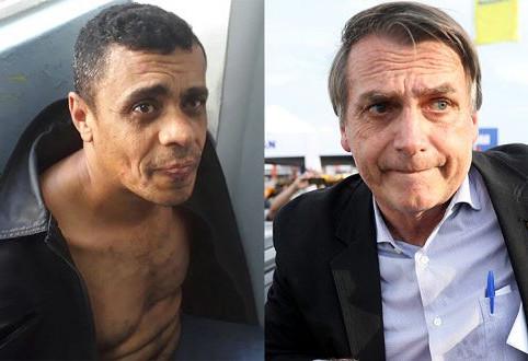 Bolsonaro pede para novo diretor da PF a revisão do caso Adélio