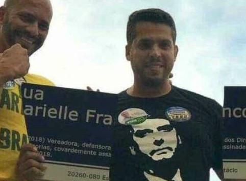 Deputado bolsonarista que quebrou placa de Marielle Franco é preso