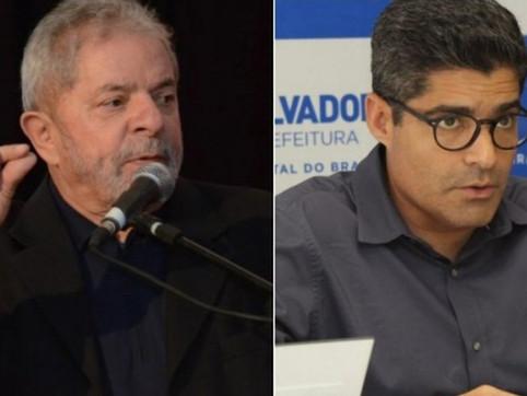 ACM Neto rechaça aliança do DEM com PT
