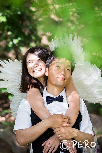 wedding前撮り