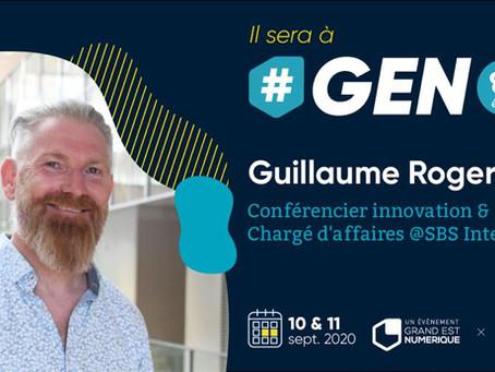 Nous serons présents à #GEN2020 !