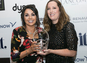 Mairead Mackle Wins Entrepreneur Of the Year at Irish Tatler Women of the Year Awards 2019