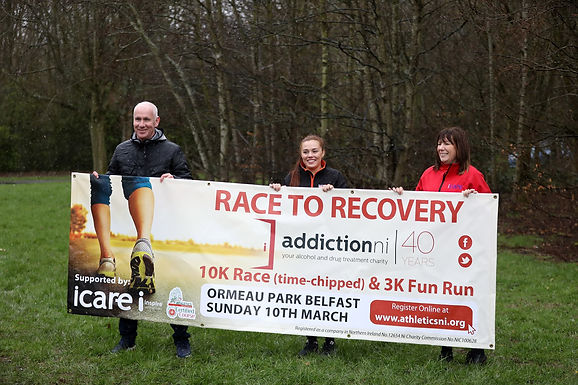 iCare Proud to Sponsor Race to Recovery