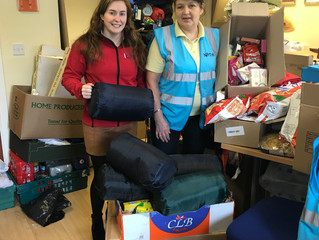 iCare Supports Newry Helping the Homeless