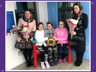 Clea Primary School Wish Granted!