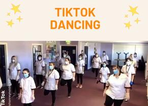 TikTok Dancing