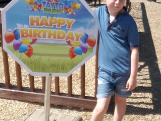 iCare Grants Wish to Tayto Park for a day of family fun