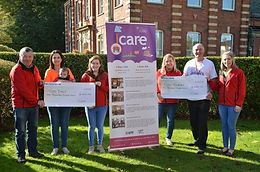 An iCare Wish with a Difference - iCare Pledges a fantastic £8,000 to Four Local Campaigns
