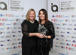 Fantastic award win for our CEO