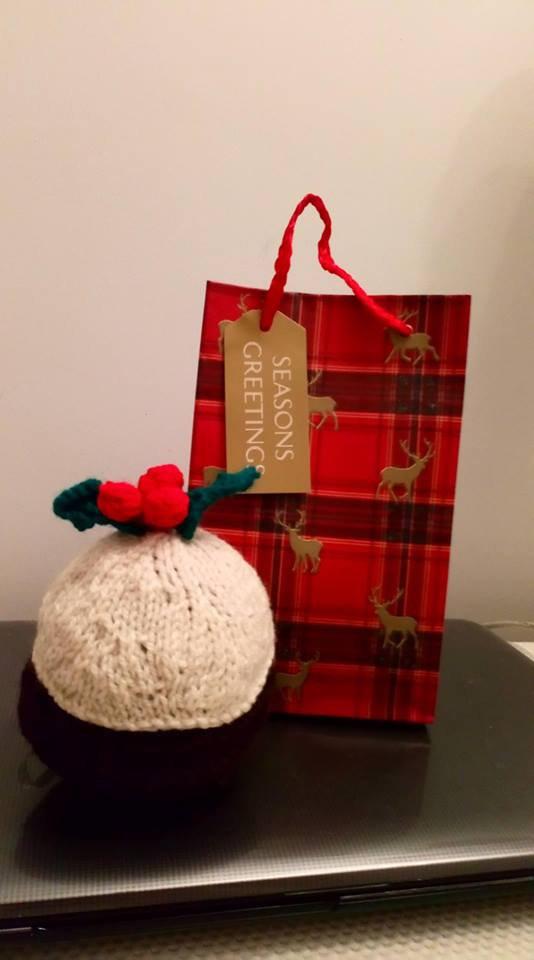 Creative Christmas Puddings