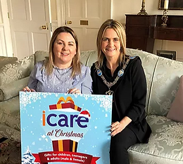 iCare at Christmas- Second Annual Campaign Launch