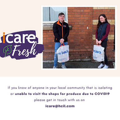 iCare Fresh Packages