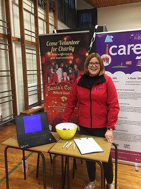 Volunteer Fair at SRC