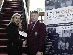 School Aid Romania Donation