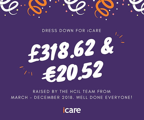 Dress Down for iCare