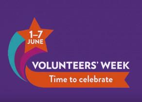 iCare celebrate Volunteers' Week