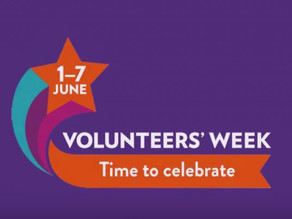 iCare celebrate Volunteers' Week