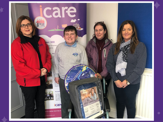 iCare Wish granted in Dungannon