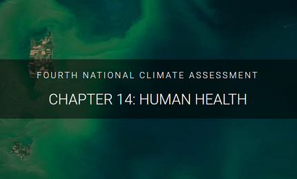 Cited in the National Climate Assessment