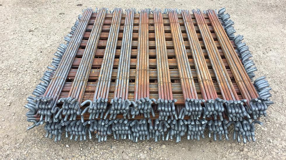 Heavy Duty Round Fencing Pins (16mm x 1370mm) 420No Units