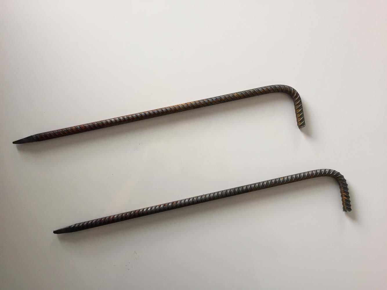 Tent Pegs H12mm x 450mm Picture 4