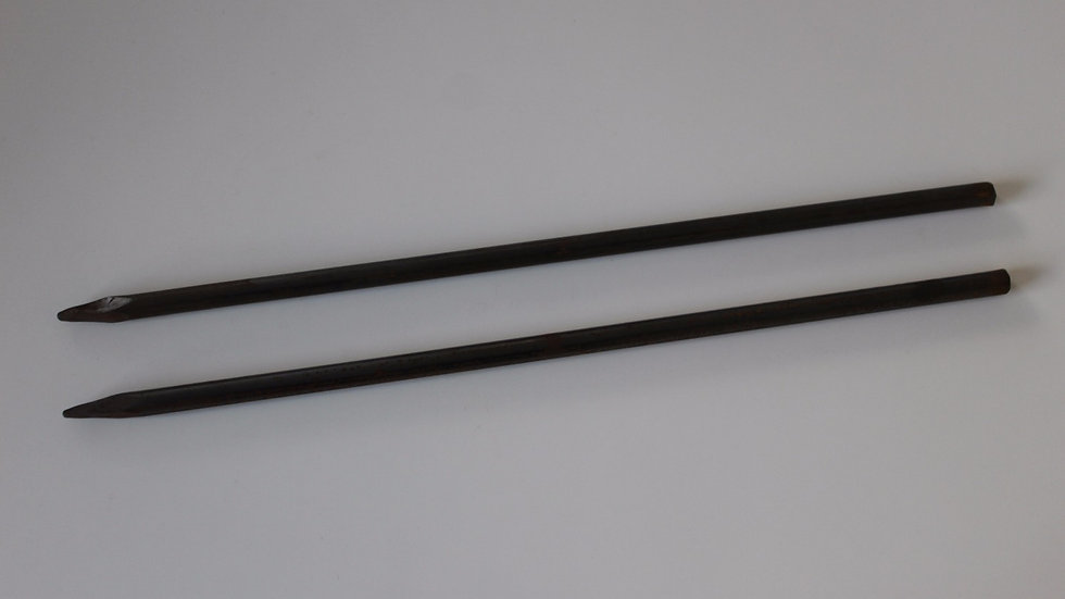 R20mm x 600mm Road Form Stakes