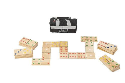 Giant Dominoes - Rustic Garden Games