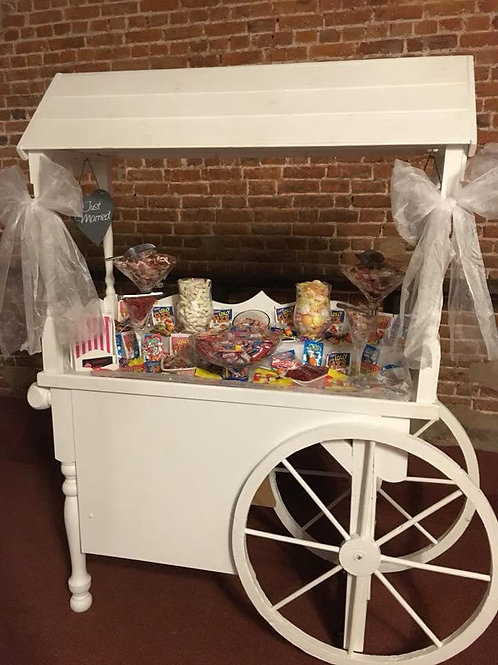 'Carys' Candy Cart