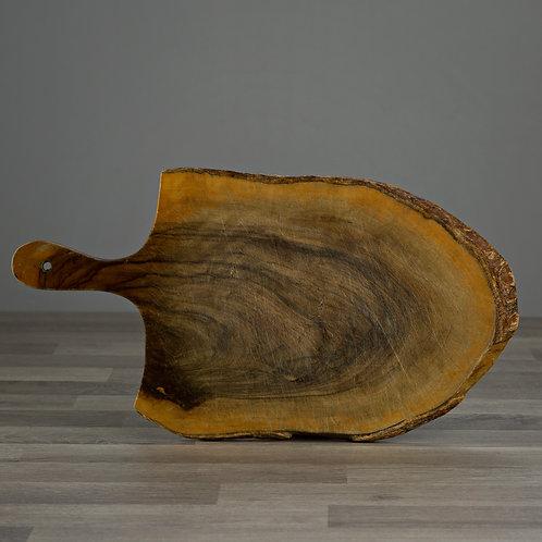 Rustic Tree Slice Log Serving Board / Tray