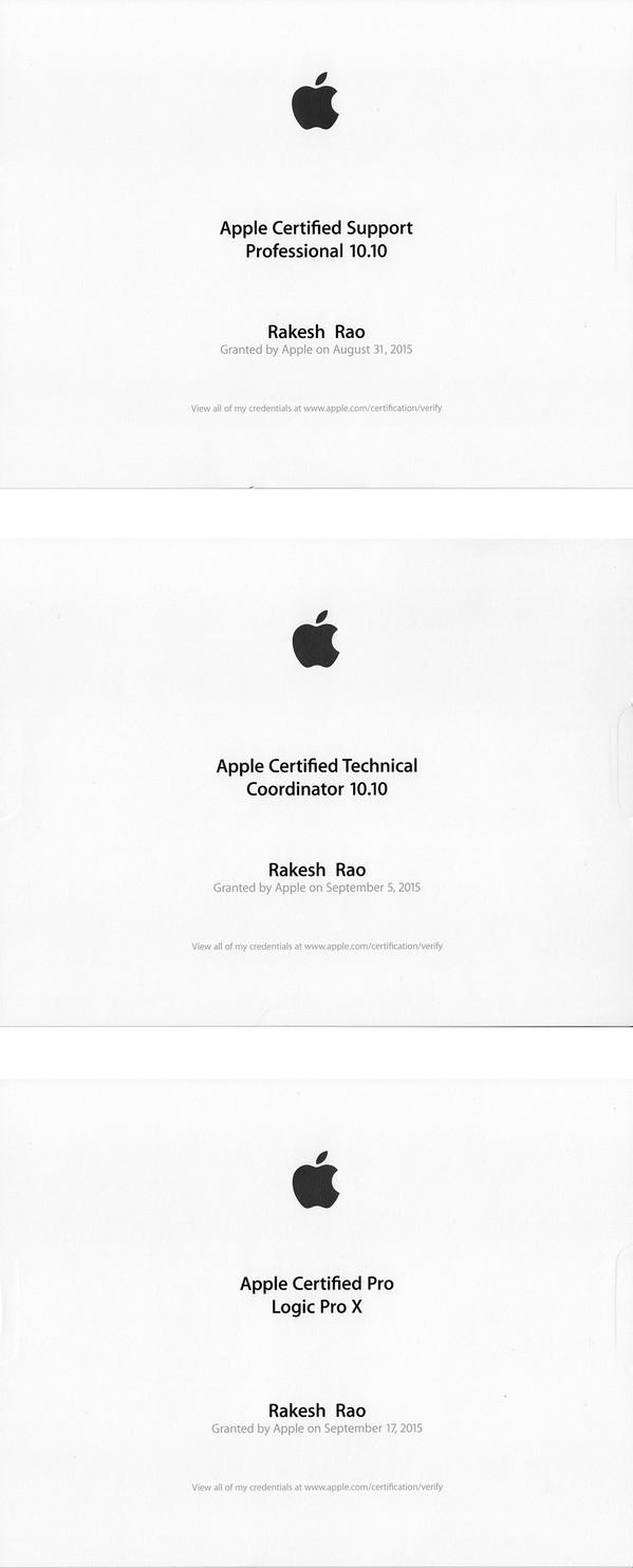 Certifications United States Phontronics Schaumburg