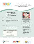 Integrated STEM in Early Childhood - 1-9
