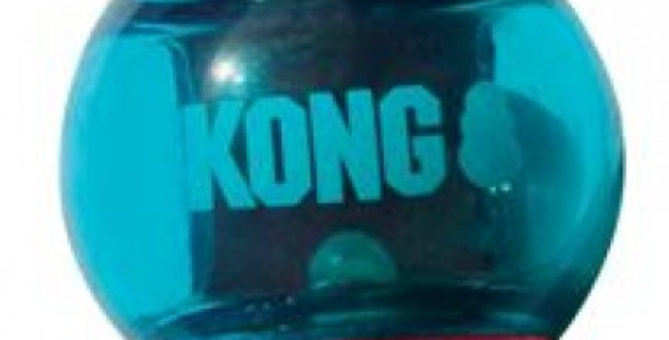 Kong Squeezz Action Red