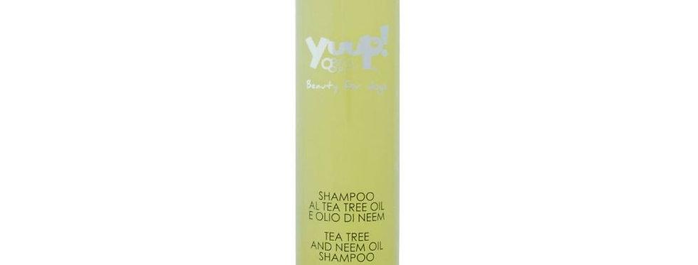 Yuup! Tea Tree and Neem Oil Shampoo 250ml