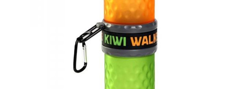 Kiwi Reiseflaske 2i1