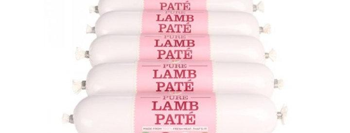 JR Pure Lamb Paté
