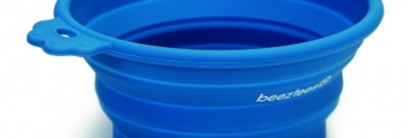 BZ Sammenleggbar kopp i silikon