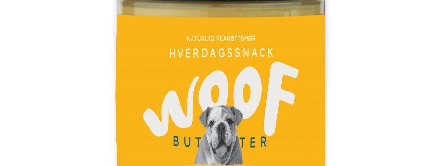 Woof Butter HverdagsSnack 250g