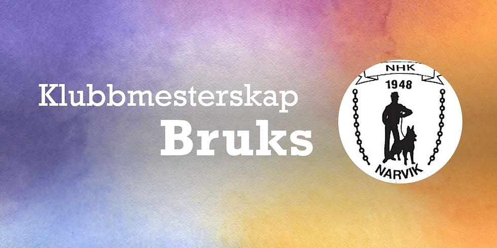 Klubbmesterskap Bruks 2020