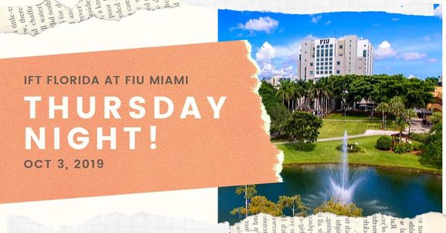 Ingredients Inc Sponsor of IFT Florida