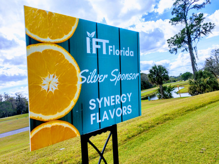 SILVER SPONSOR | SYNERGY FLAVORS