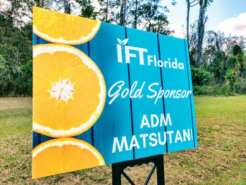GOLD SPONSOR | ADM MATSUTANI