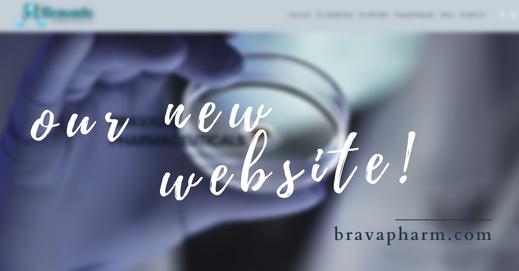 New Website Bravado: bravapharm.com