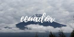 Ecuador mountain