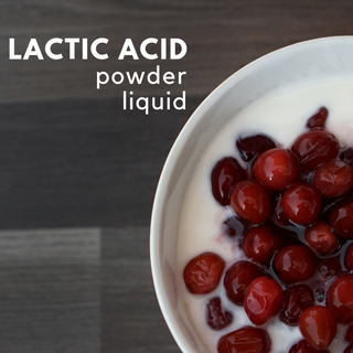 Ingredients Inc Lactic Acid Suppliers