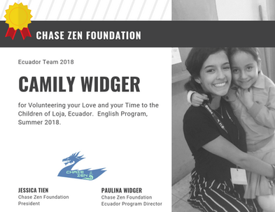 Camily Widger of Chase Zen Foundation.pn