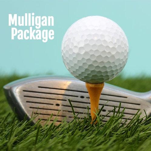 Mulligan Package: 2 Mulligans