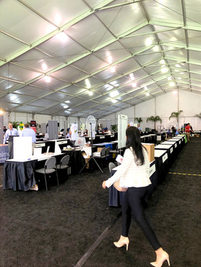 2020 Suppliers Night Set-Up
