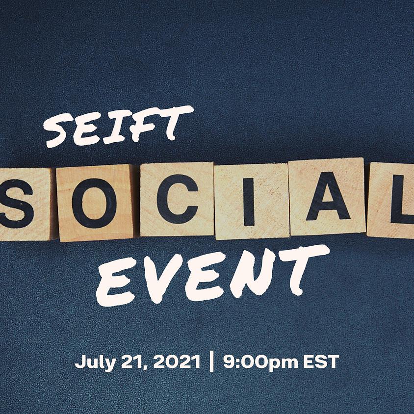SEIFT Social Event