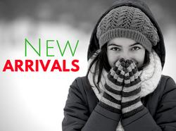 winter girl mittens