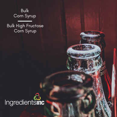 ingredients inc corn syrup